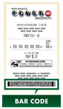 Scanning Instructions – NM Lottery My Rewards